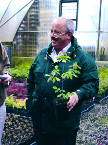 Jean Iseli was the visionary behind Iseli Nursery, which was founded in 1975 and has become one of the top dwarf conifer growers in Oregon.